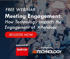 Meeting Engagement: How Technology Impacts the Engagement of Attendees