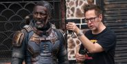 The Suicide Squad's James Gunn Shares Photos Of Idris Elba Behind The Camera, Because There's Nothing He Can't Do