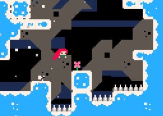 Best browser games - Celeste Classic