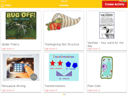Class Tech Tips: Teacher-Authored iPad Activities for Frolyc