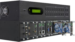 KanexPro to Show FLEX-MMX Modular AV Switchers at InfoComm