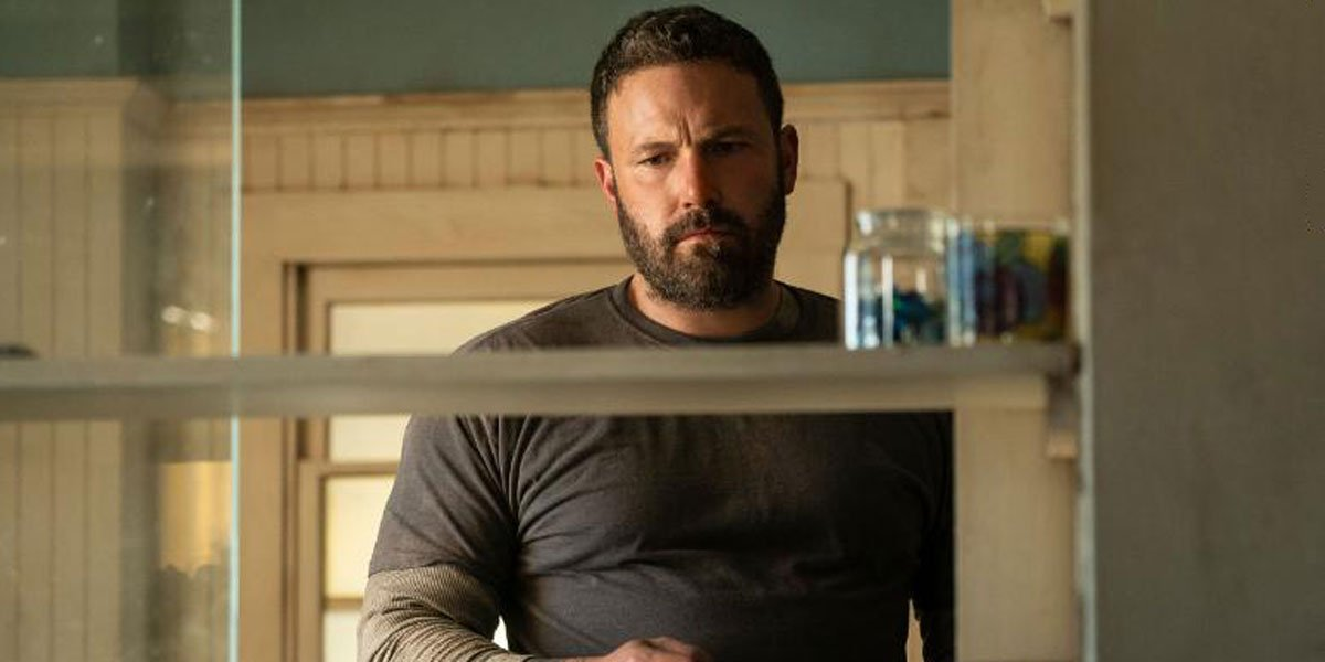 Ben Affleck in The Way Back house