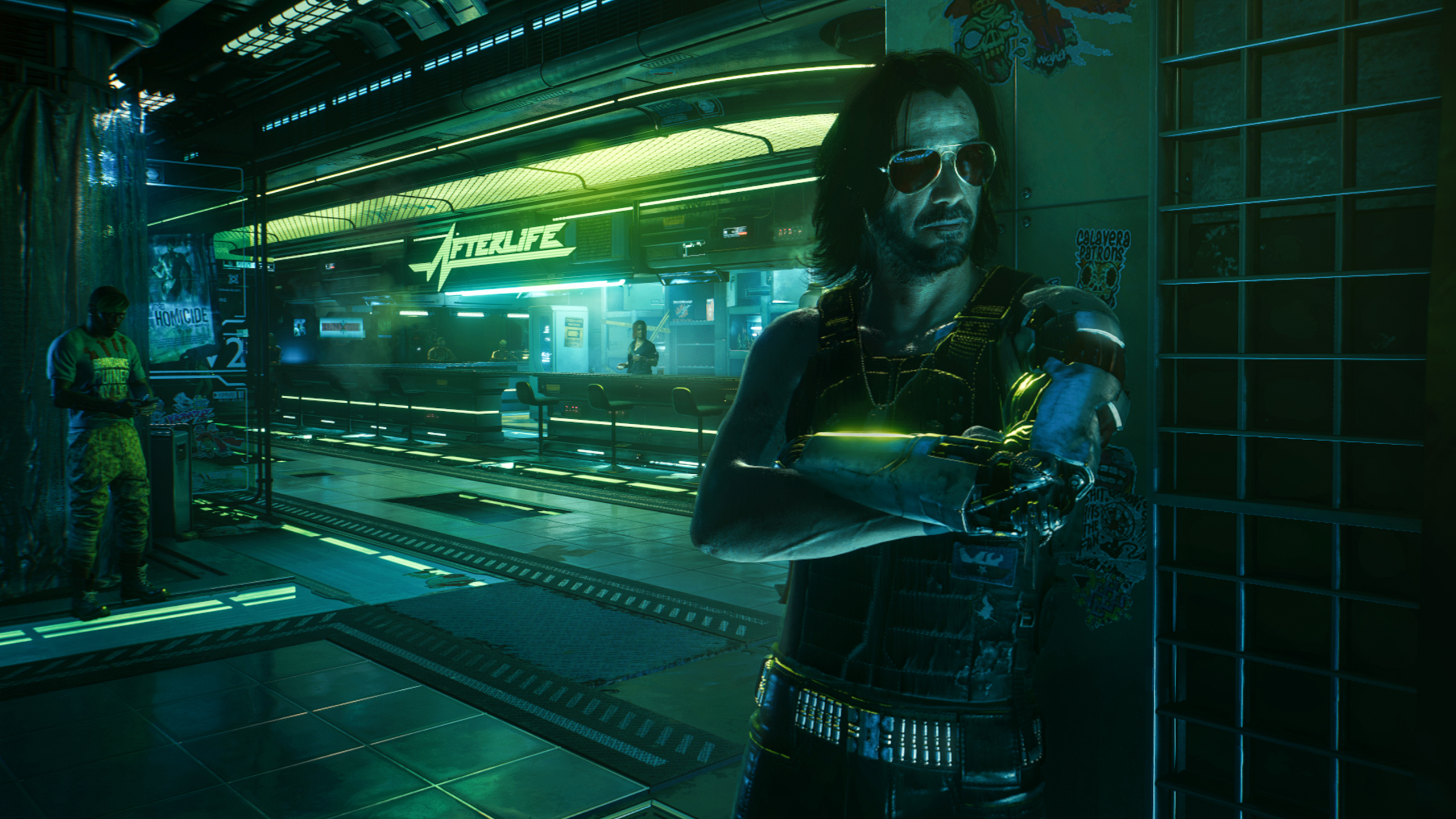 I Love Being A Cyber Samurai And Other Revelations From Playing 15 Hours Of Cyberpunk 2077 Pc Gamer