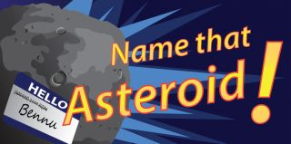 Third-grader Mike Puzio, age 9, has named the asteroid to be visited by NASA's Osiris-Rex mission launching in 2018. In a contest, Puzio suggested the target asteroid 1999 RQ36 be named Bennu (pronounced ben-oo) after an ancient Egyptian avian deity.