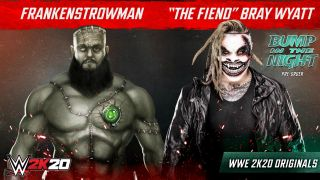 WWE 2K20: Bray Wyatt 'Fiend' character included as part of first DLC pack