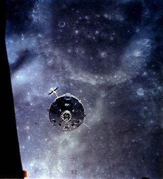 space history, Apollo 16, NASA