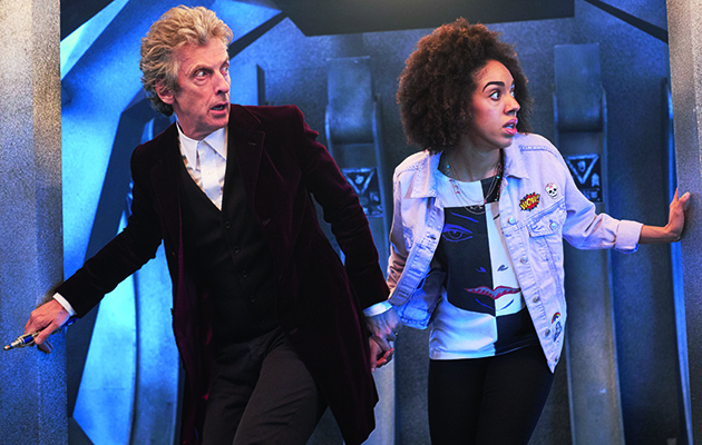 A new companion for the Doctor as Peter Capaldi's final series begins