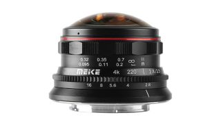Is this the widest lens ever?! Meike 3.5mm f/2.8 circular fisheye officially announced