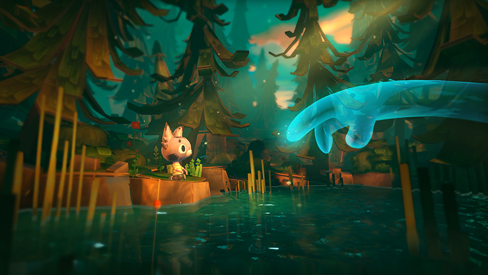 Ghost Giant for PlayStation VR is the latest reveal in Sony's E3 countdown 1