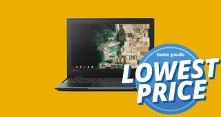 Lenovo S 99 Chromebook Is A Crazy Cheap Cyber Monday Laptop Deal Update Tom S Guide