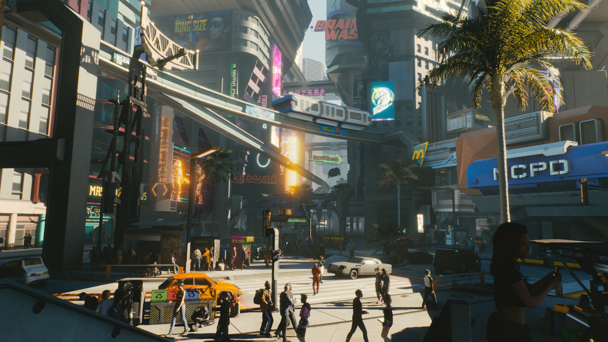 Cyberpunk 2077 at 8K shows that Nvidia's DLSS tech is the ultimate hack - Techradar