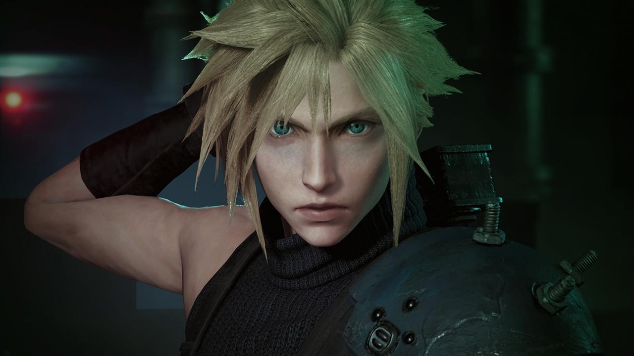 Image result for Final Fantasy 7 Remake screenshots
