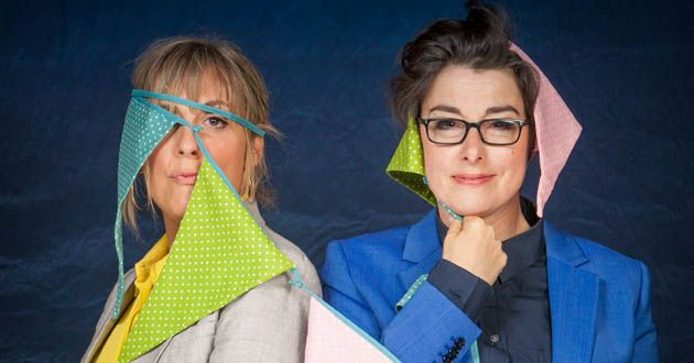 mel-and-sue, bake off