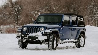 2019 Jeep Wrangler Safari