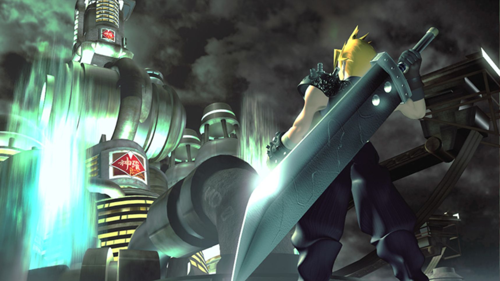 The Final Fantasy 7 Remako Mod Is The Best Way To Play The Original Game On Pc Pc Gamer