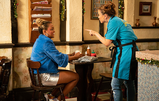 Coronation Street spoilers: Gemma Winter thinks Emma is out to get her