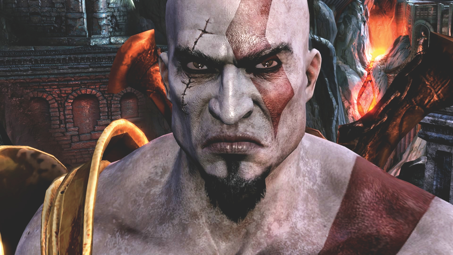 God Of War 3 Guide Eyes Feathers Horns And Godly Possessions