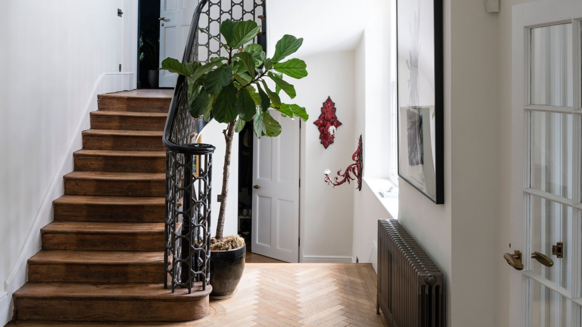 Staircase railing ideas and banister design inspiration – 10 styles to suit any home
