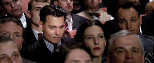 Public Enemies, Johnny Depp