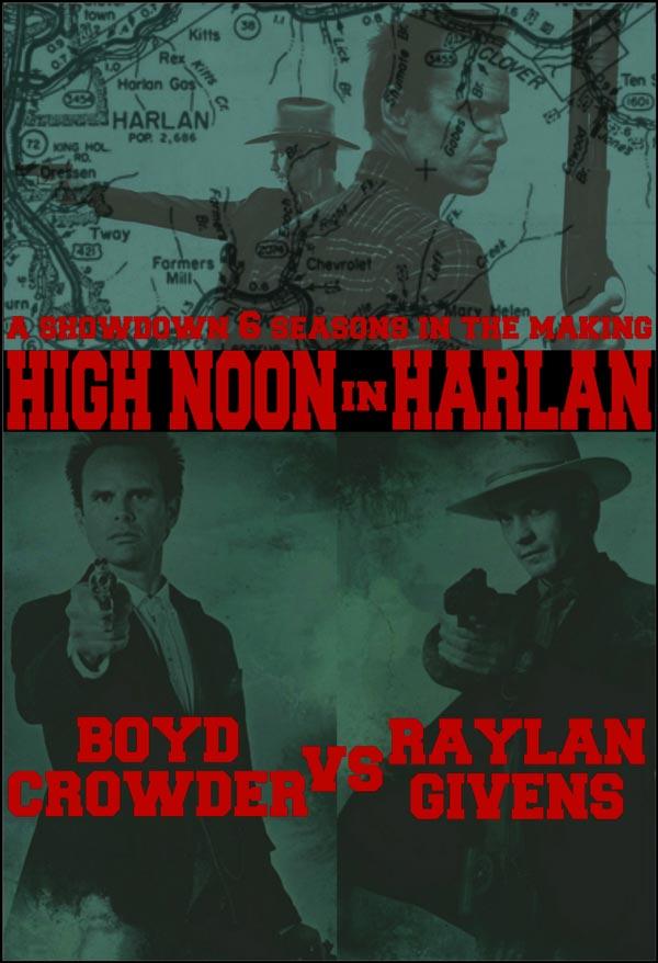 raylan and boyd relationship