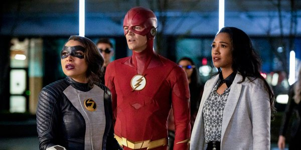 the flash season 5 finale legacy nora barry iris the cw