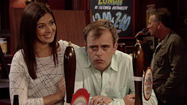 Simon Gregson in Coronation Street (ITV Pictures)