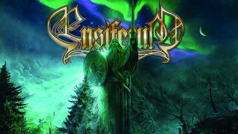 Cover art for Ensiferum - Two Paths album
