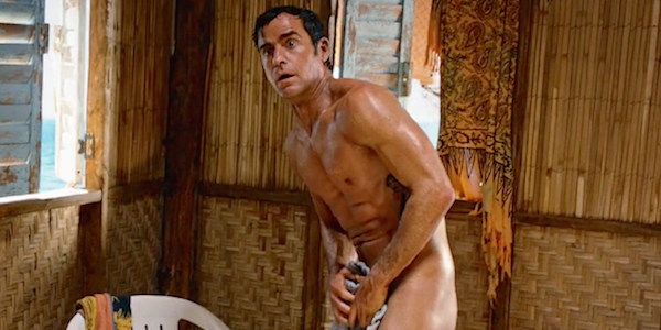 The Leftovers Justin Theroux naked