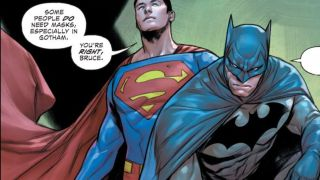 Gene Luen Yang and Ben Oliver bring Batman and Superman together for Future State