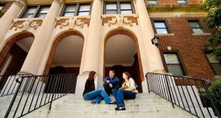 Secure surroundings on college campuses (University Business)