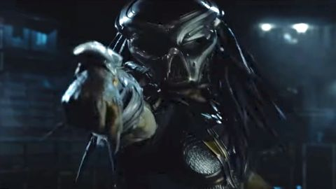 The Predator Trailer Is Finally Here!