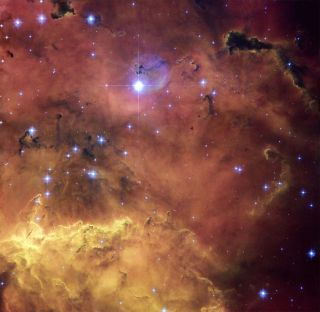 Star Nursery Photographed in Vivid Colors