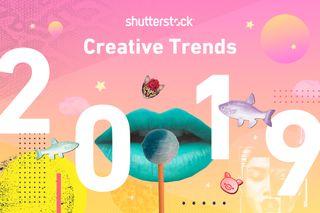 shutterstock creative trends 2019