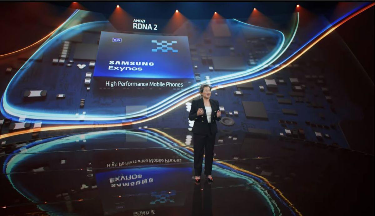Samsung Galaxy S22 kommer att ha strålspårningsgrafik - åtminstone i en version