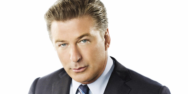 Alec Baldwin angry in 30 rock