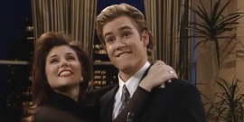 Why Mark-Paul Gosselaar Finds It 'A Little Bit Torturous' To Revisit Old Saved By The Bell Episodes