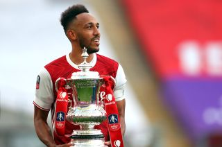 Arsenal v Chelsea – Heads Up FA Cup Final – Wembley Stadium