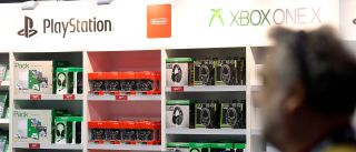 Xbox Series X PS5 coronavirus