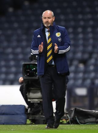 Scotland v Israel – UEFA Nations League – Group F – Hampden Park