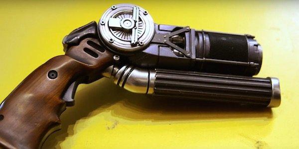 Batman Grappling Gun