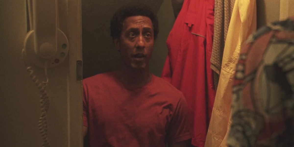 Andre Royo on The Wire