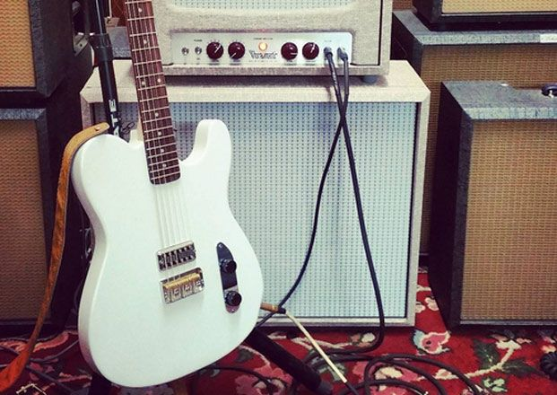 Echopark Guitars Introduces El Monte Jr.