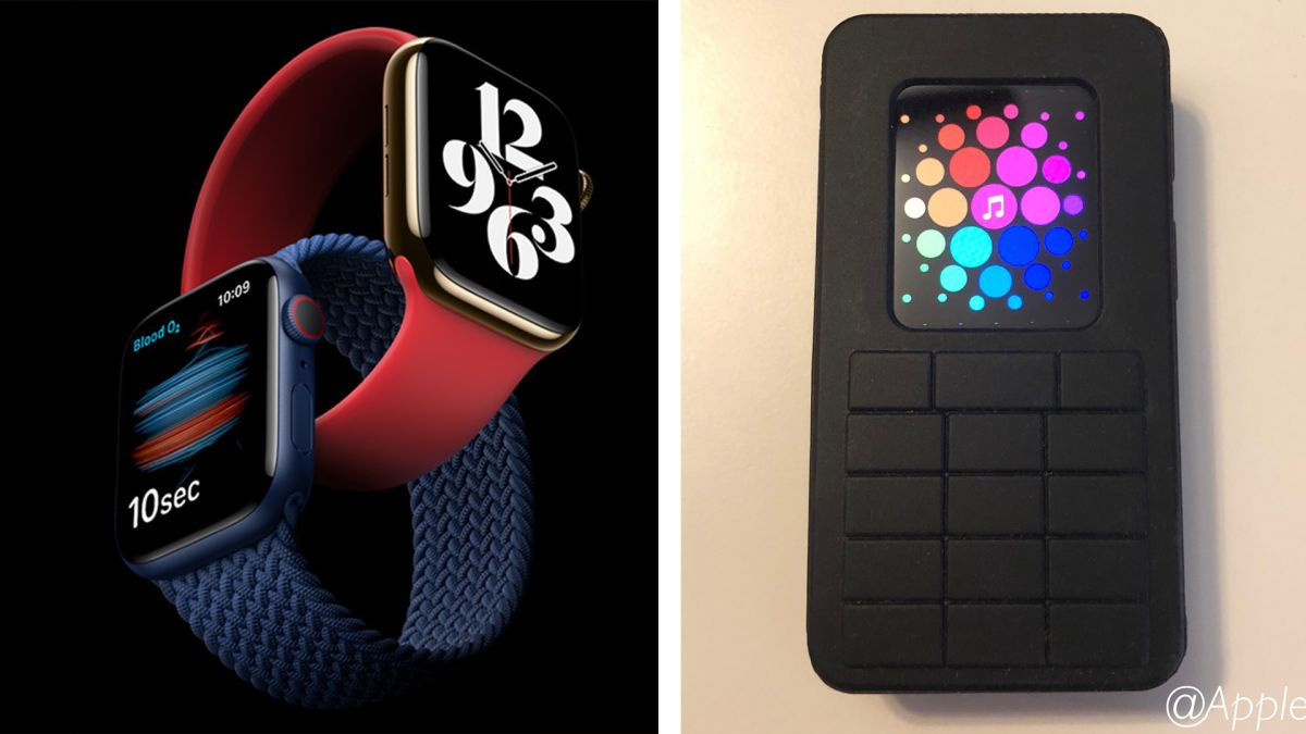 The original Apple Watch was kept secret with this ingenious disguise