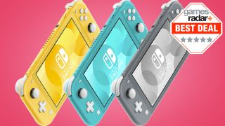 Cheap Nintendo Switch Lite Deal Alert Lowest Ever Price Live Right Now Gamesradar