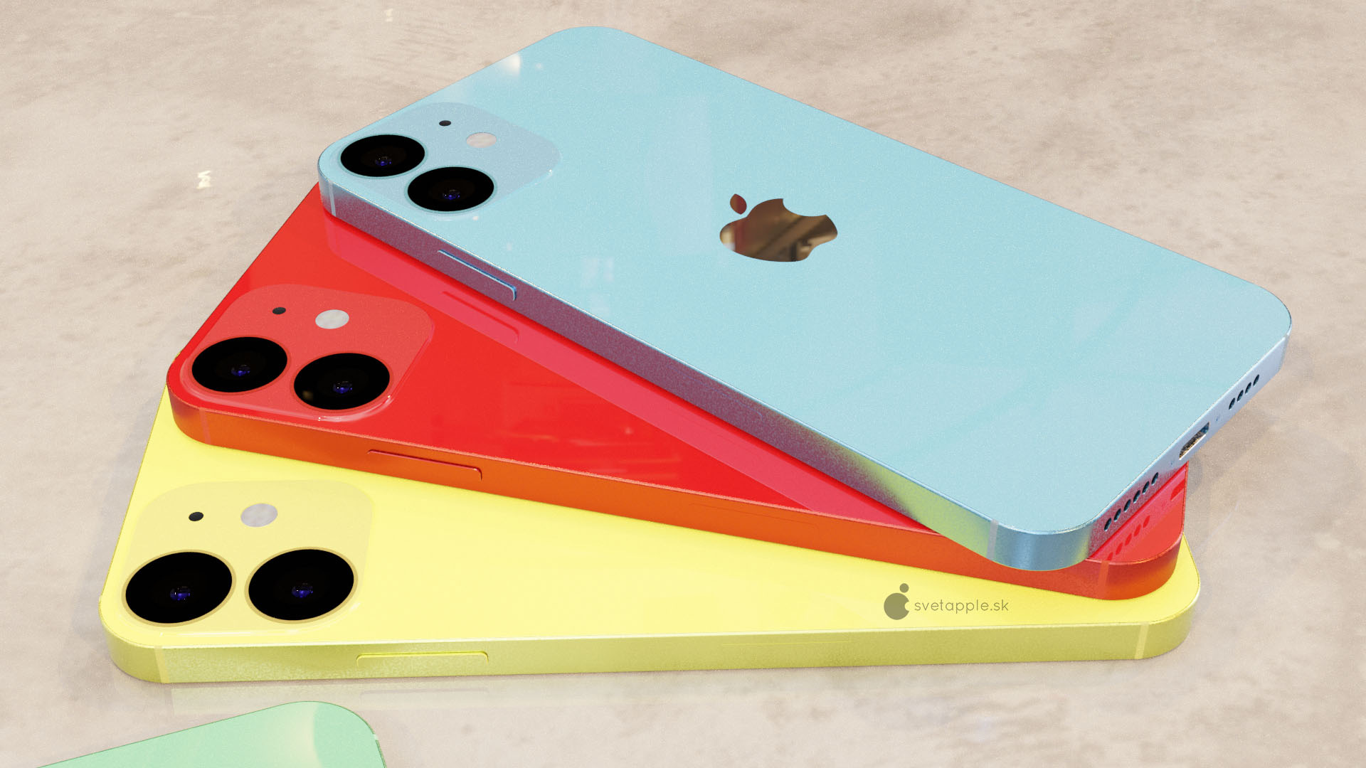 Samsung Galaxy S20 FE vs iPhone 12