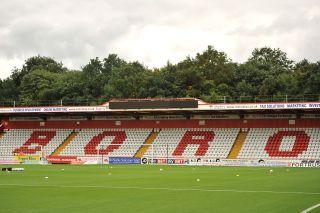 Soccer – Sky Bet League One – Stevenage v Coventry City – Lamex Stadium