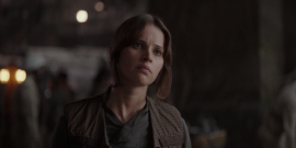 Star Wars Alum Felicity Jones On What She'd Like To See If Her Rogue One Character Returns