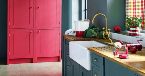Kitchen taps for chic and streamlined sink spaces