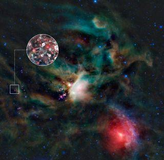 Rho Ophiuchi star-forming region