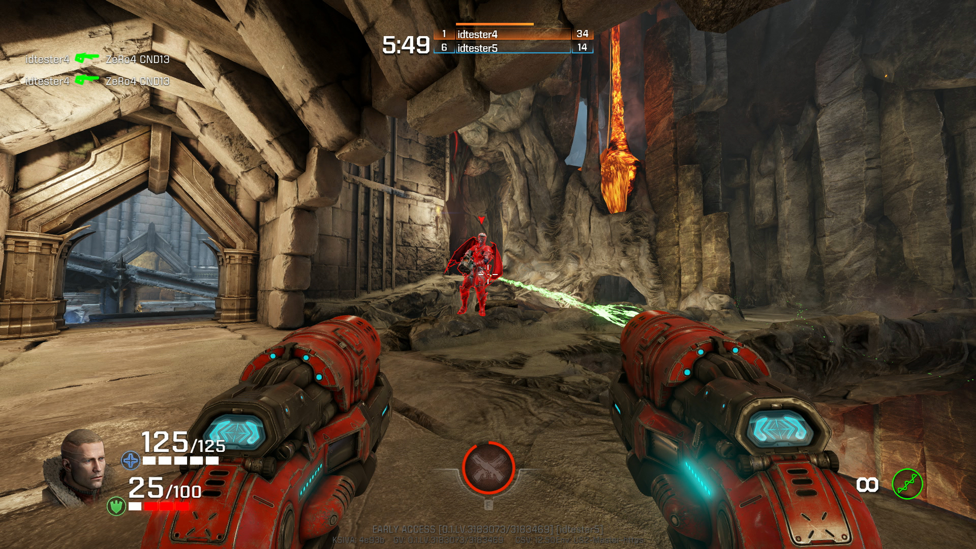 Quake Champions is getting new game modes, including capture the